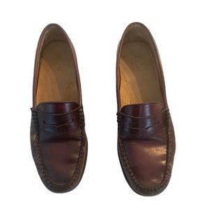 G.H.Bass &co weejuns diane penny loafers size 6.5